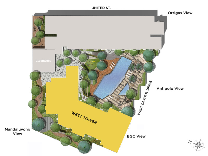 The Vantage - Site Development Plan