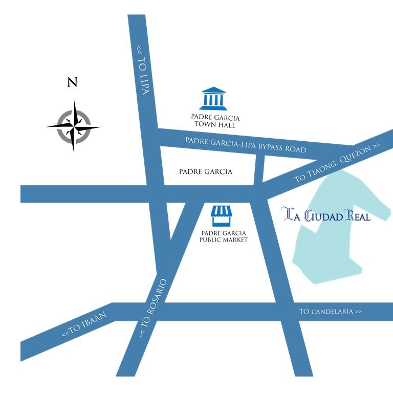 La Ciudad Real -  Location & Vicinity
