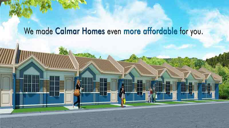 Calmar Homes North - Row House