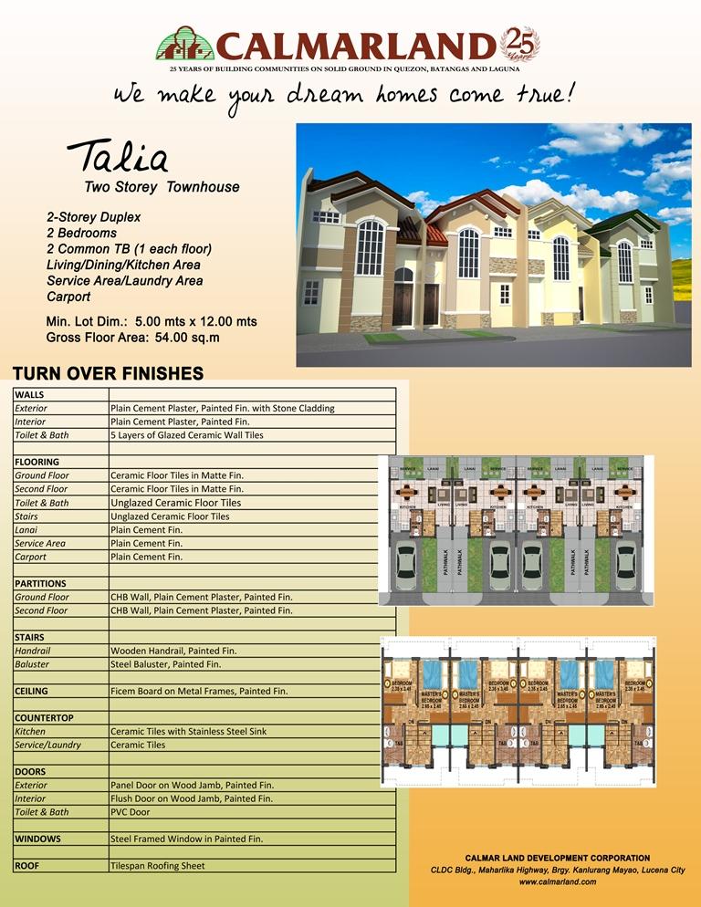 Citta Grande - Talia Townhouse