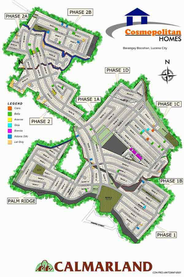 Cosmopolitan Homes   Site Development Plan