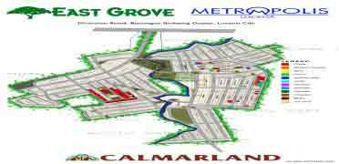 Metropolis Lucena - Site Development Plan