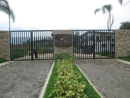 Eastview Homes 3 - Entrance Gate