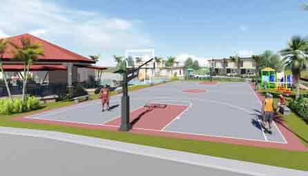 Bloomfield Mabalacat Phase 1 - Basketball Court