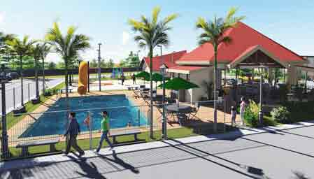 Bloomfield Mabalacat Phase 1 - Swimming Pool
