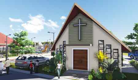 Bloomfield Mabalacat Phase 1 - Chapel