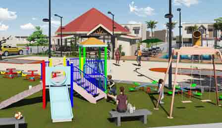 Bloomfield Mabalacat Phase 1 - Playground