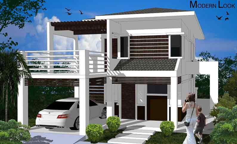 Alta Monte Tagaytay - House Model