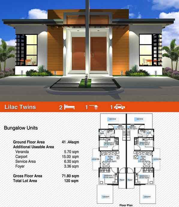 Montebello Metro Tagaytay - Floor Plan