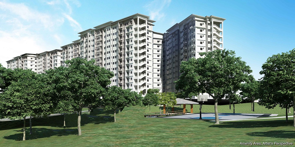 Vine Residences - Nature Park