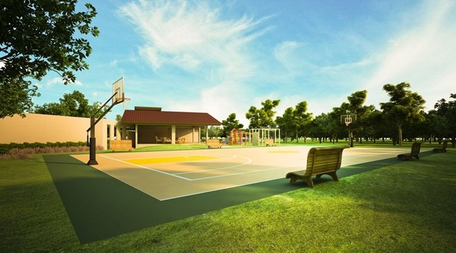 Althea Residences - Basketball Court