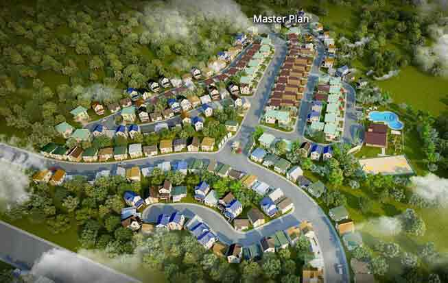 Althea Residences - Master Plan
