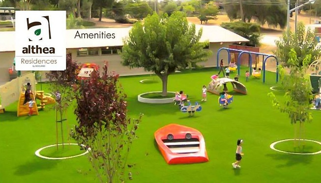 Althea Residences - Playground