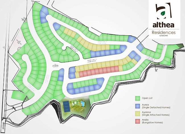 Althea Residences - Site Development Plan