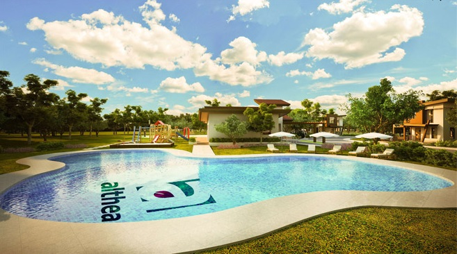 Althea Residences - Swimming Pool