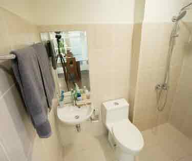 Anuva Residences - Toilet & Bathroom