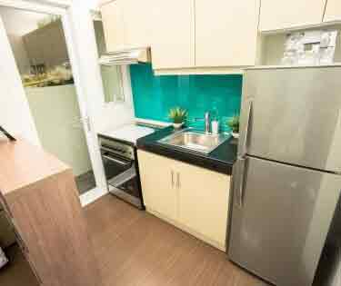 Anuva Residences - Kitchen