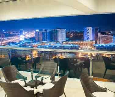 Anuva Residences - Sky Lounge