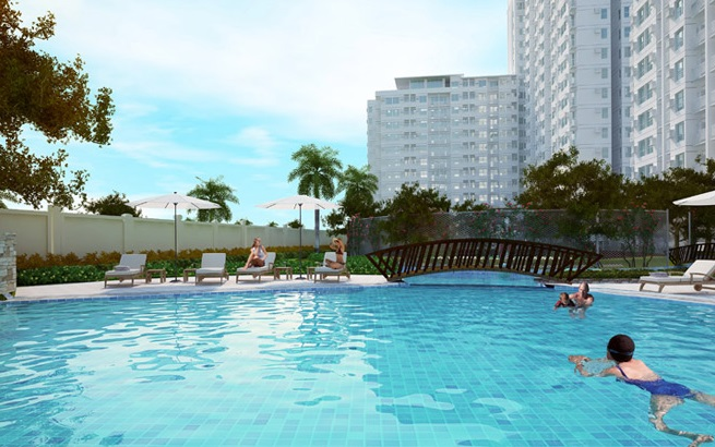 Anuva Residences - Swimming Pool