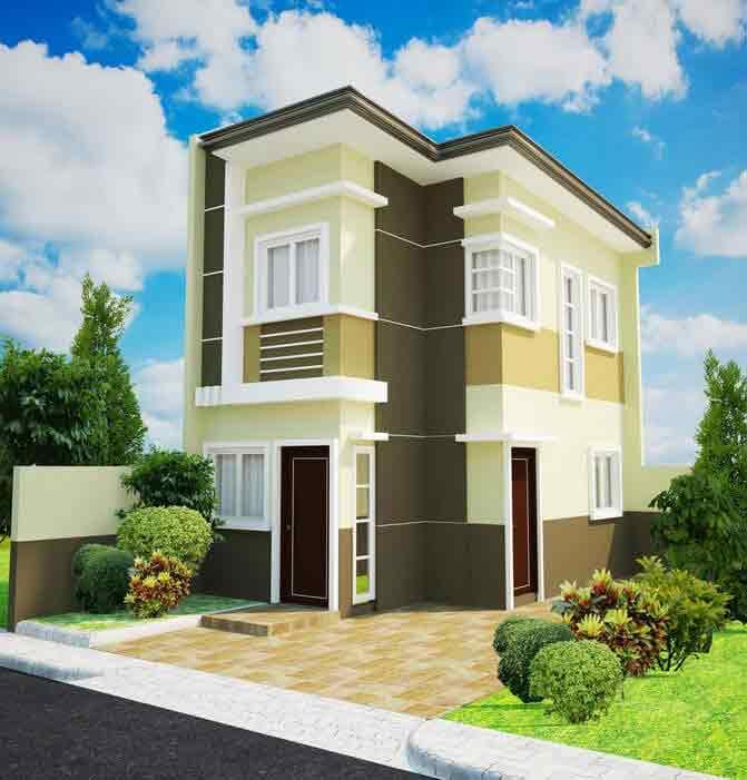 House & Lot In San Jose II Noveleta Cavite