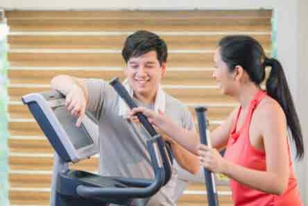 Lancris Residences - Gym