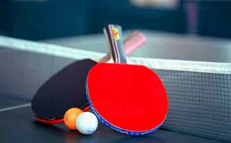 Lancris Residences - Table Tennis