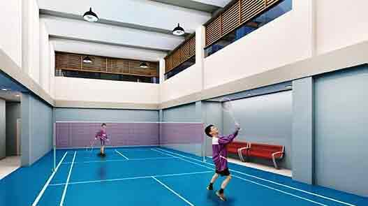 Lancris Residences - Badminton