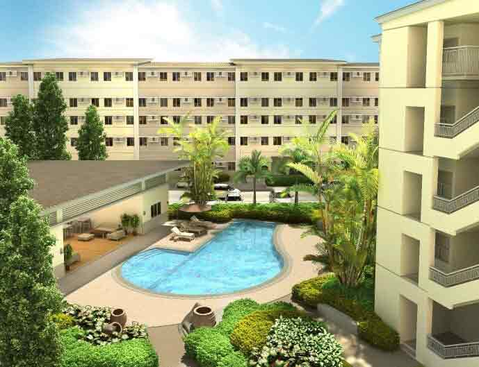 Cheer Residences - Amenity Area