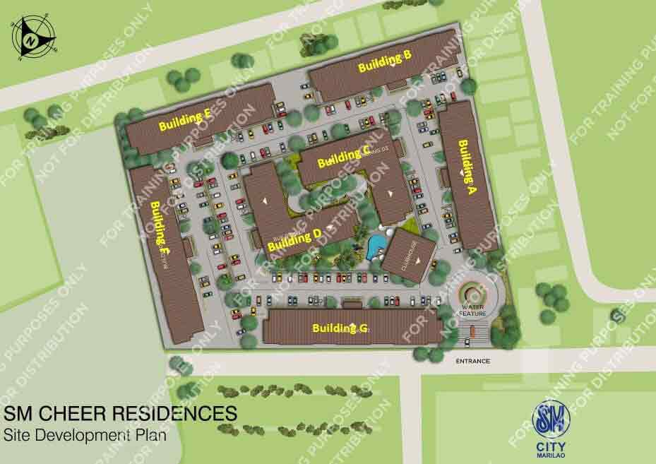 Cheer Residences - Site Development Plan