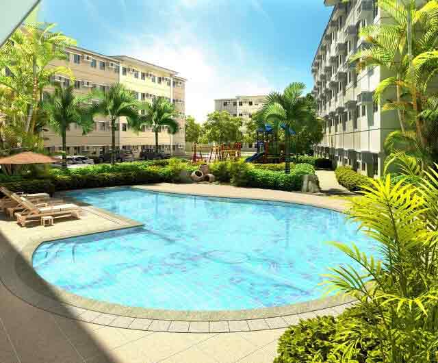 Cheer Residences - Swimming Pool
