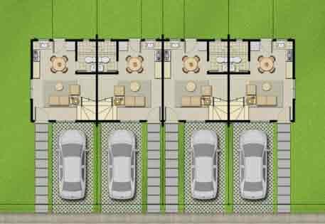Tierra Verde Residences - Ground Floor Plan