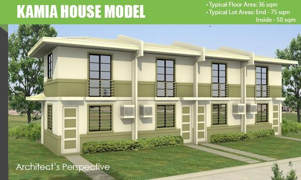 Tierra Verde Residences - Kamia House Model