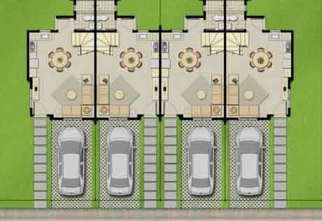 Tierra Verde Residences - Second Floor Plan
