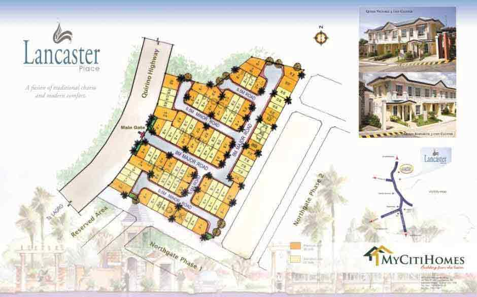 Lancaster Place - Site Development Plan