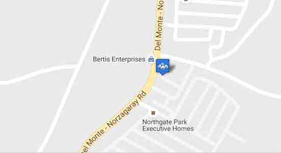 Northgate Park Executive Homes  - Location & Vicinity