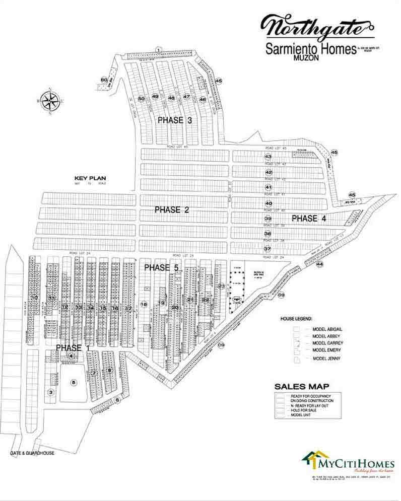 Northgate Park Sarmiento  - Site Development Plan