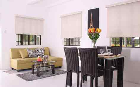 Bali Hai Residences - Living and Dining