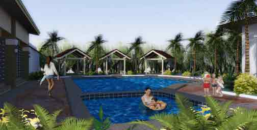 Bali Hai Residences - Swimming Pool