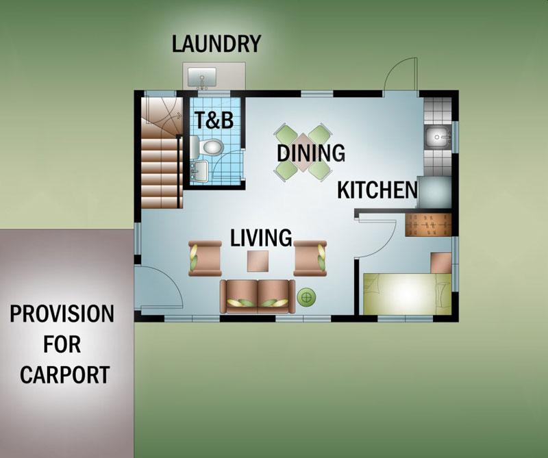 Il Giardino Residences - Floor Plan