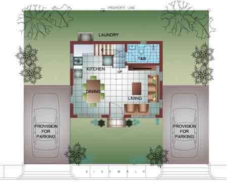 Il Giardino Residences - Ground Floor
