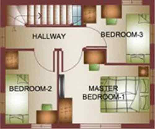 Il Giardino Residences - Second Floor
