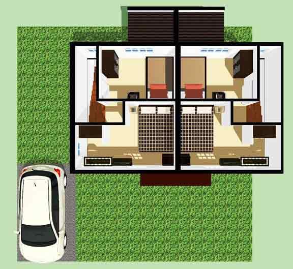 Liora Homes - Second Floor