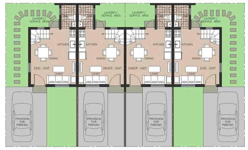 Natania Homes - Ground Floor