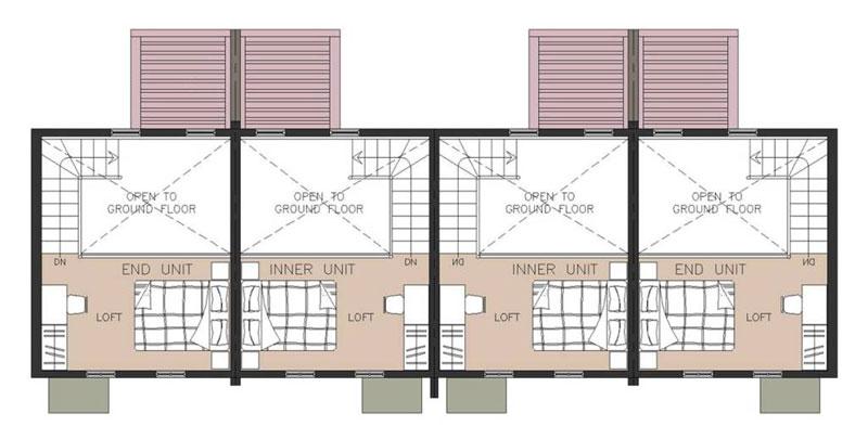 Natania Homes - Second Floor