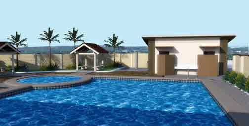 Natania Homes - Swimming Pool