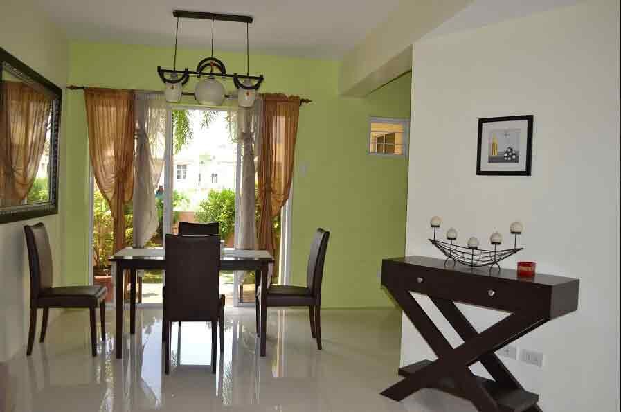 Danarose Residences - Dining Area