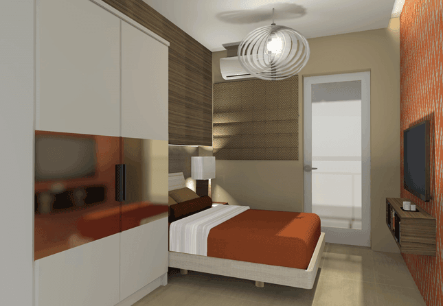 Jade Pacific Residences - Two Bedroom Unit