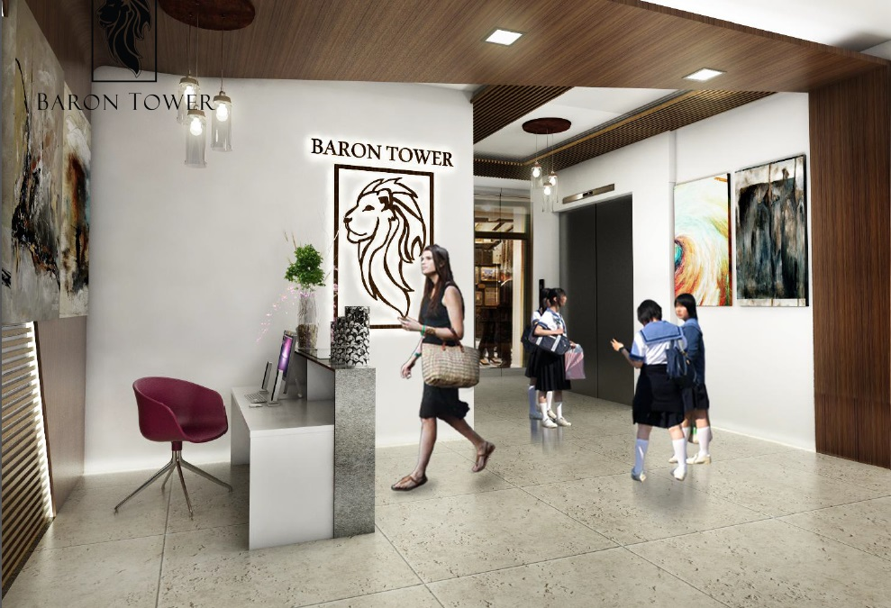 Baron Tower - Lobby