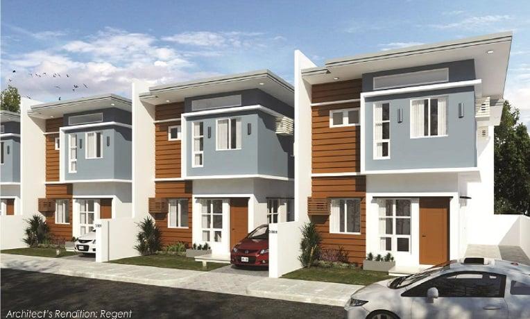 Diamond Heights - Regent House Model