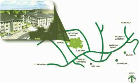 Woodhills Residences - Location & Vicinity